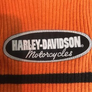 Genuine and Authentic Harley Davidson Top Size S